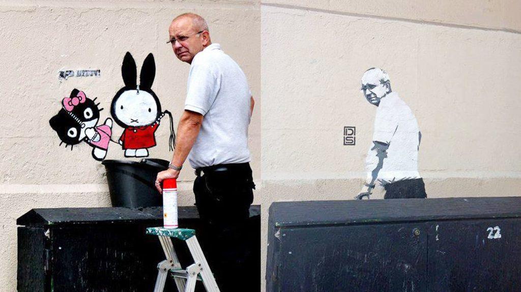 Graffiti Removal Austin