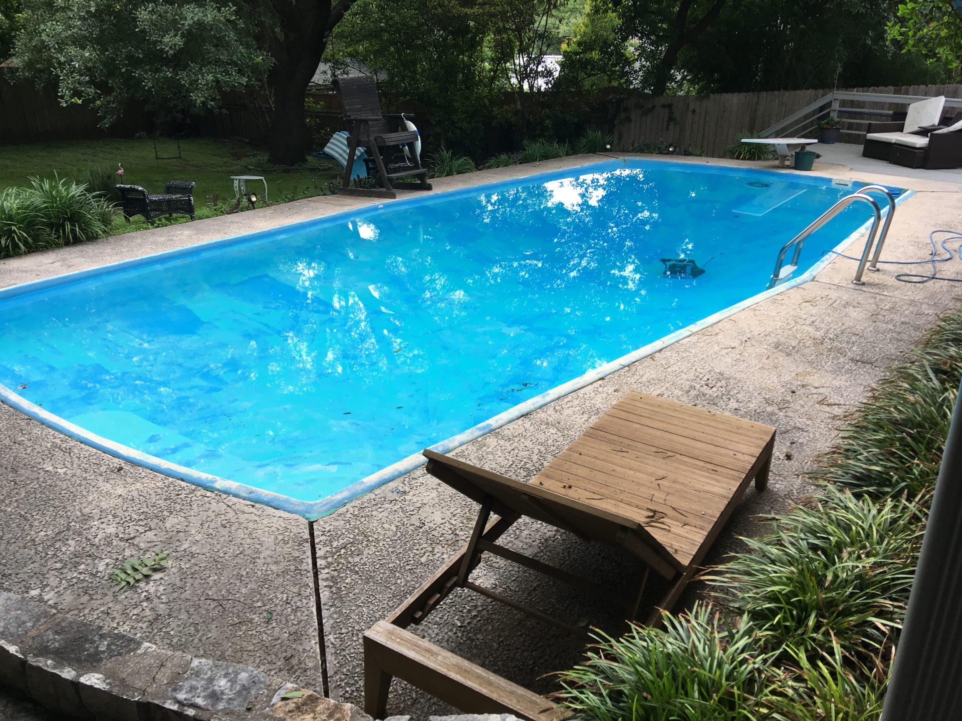 Pool Deck Restoration Austin